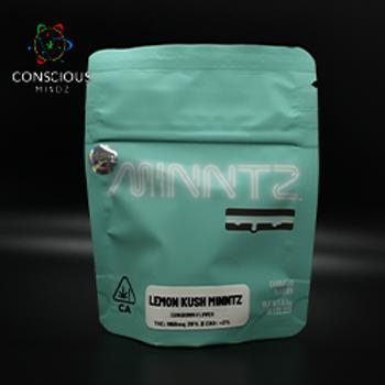 Minntz | Lemon Minntz | 3.5g | Flower | Sungrown | Bag