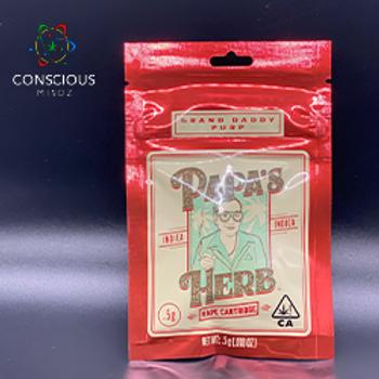 Papa's Herb | GDP | 0.5g | Vape