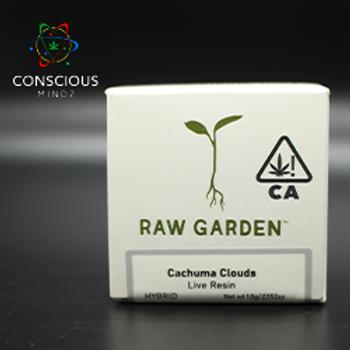 Raw Garden |  Hybrid Cachuma Clouds | 1g | Live Resin