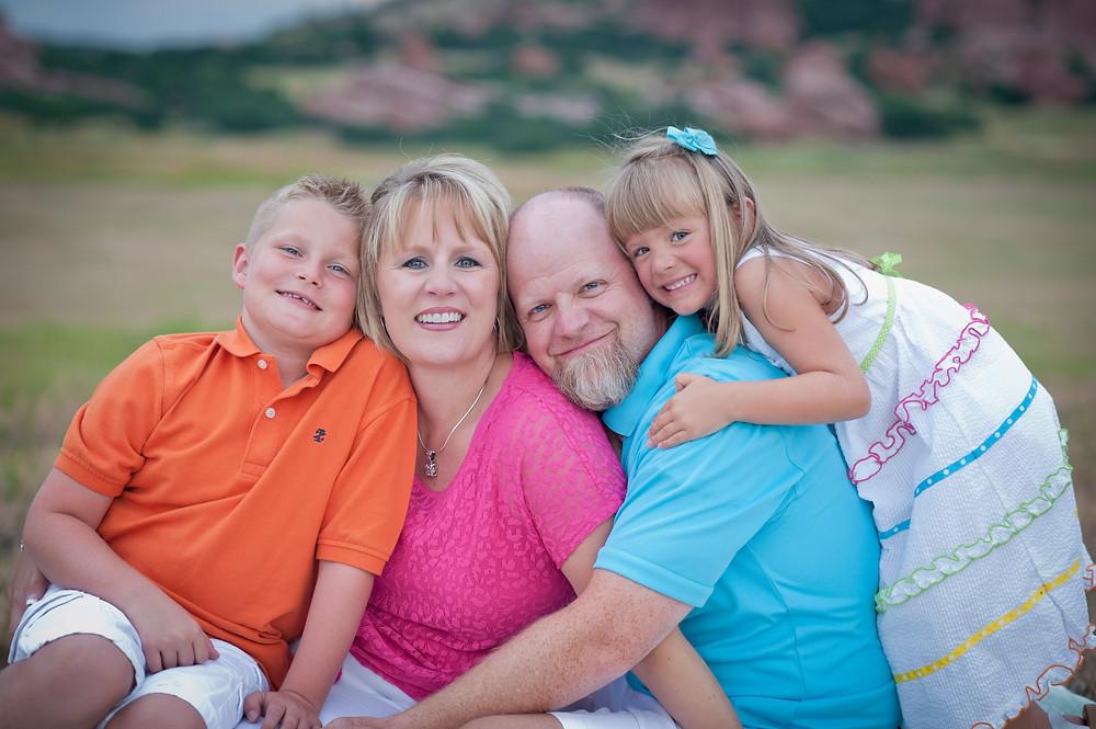 Kelli Strott Family