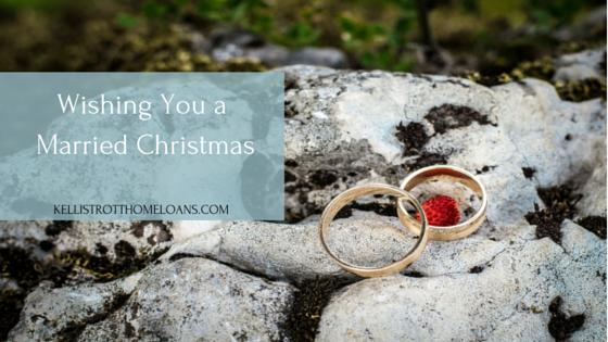 Wishing You a Married Christmas