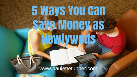 5 Ways You Can Save Money as Newlyweds