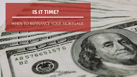 Is It Time to Refinance My Mortgage?