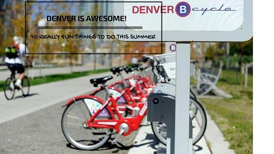 Denver Summer Bucket List