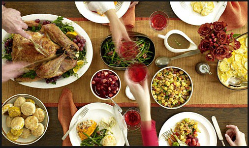 Your First Thanksgiving in Your New Home