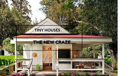 The Tiny House Craze...