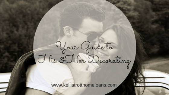 Your Guide to His & Her Decorating