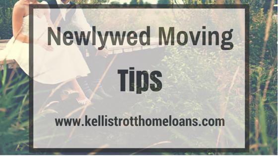Newlywed Moving Tips