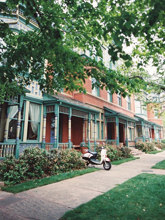 Denver's Diverse Housing Styles