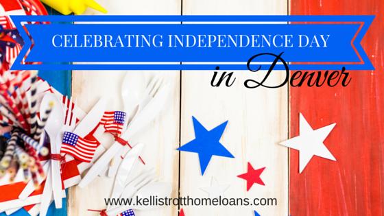 Celebrating Independence Day in Denver