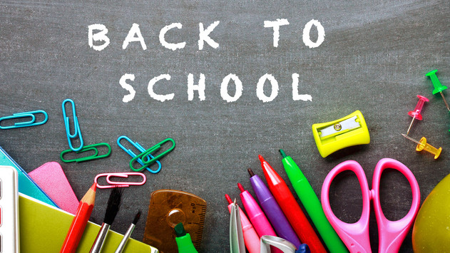 Back to School! Tips for Getting Organized...