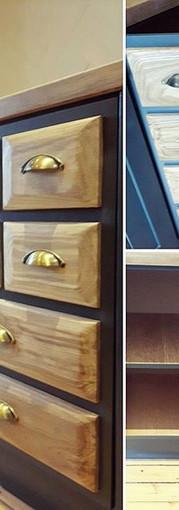 _Trompe l'oeil_ drawers! _Kitchen unit d