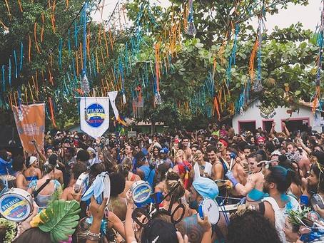 Carnaval em Caraíva