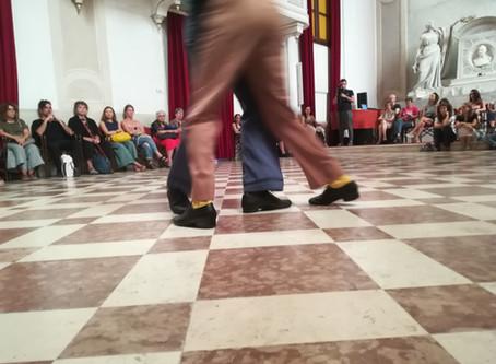 Souvenir in danza: workshop con Alessandro Sciarroni