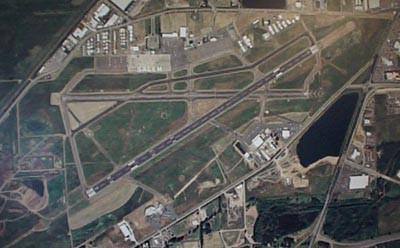 Salem Airport KSLE