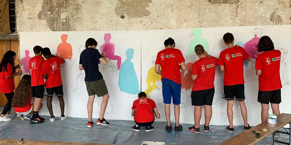 Laboratorio di Street Art - Manuel Pablo Pace