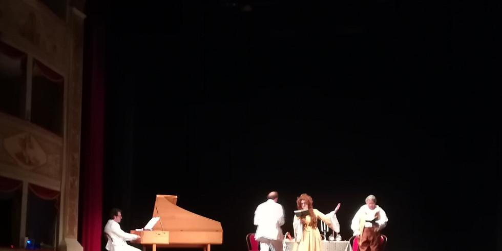 Goldoni atto primo - Luca Scarlini/ Anna De Franceschi / Pino Costalunga / Riccardo Favero