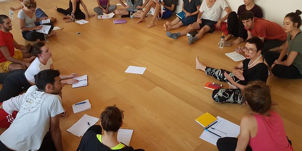 Percorsi di alta formazione per artisti: Choreographic Research Week