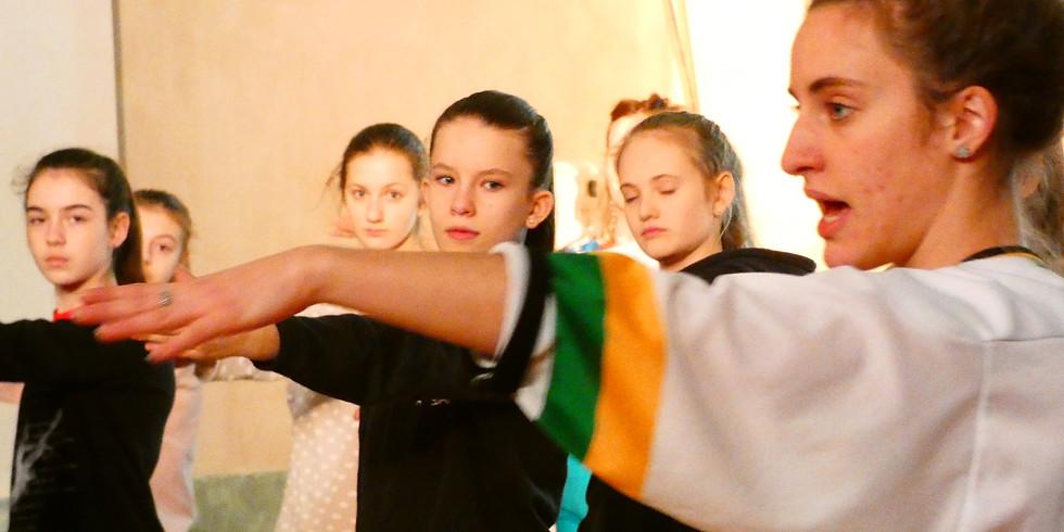 3* workshop di empowerment per giovani artisti della danza