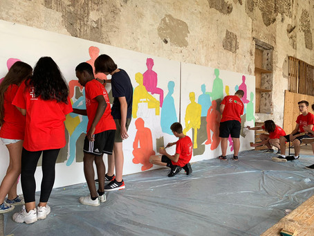 La Street Art incontra i giovani: il laboratorio a Cartigliano