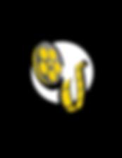 CJ Productions LLC Logo Yellow