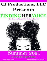 Finding Her Voice 2021 Flier.jpg