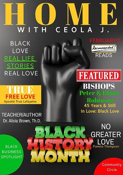 Black Love - HWCJ Feb. Issue