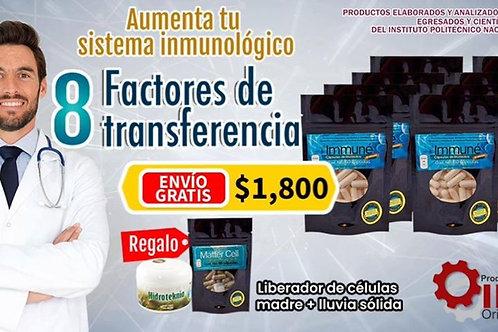 Promoción 8 Factores de transferencia IPN