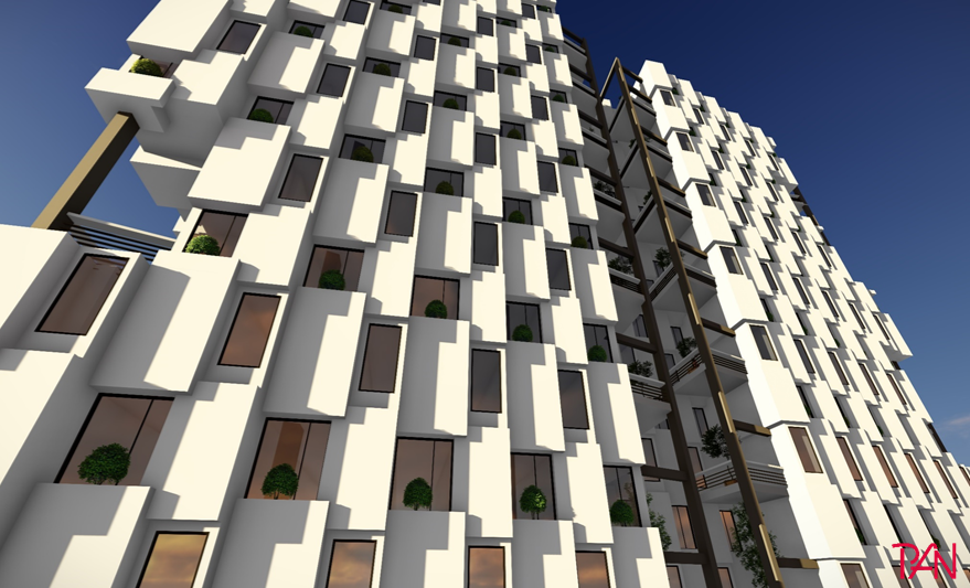 Mid Rise Residential Building