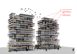 Mid-Rise Residential Building