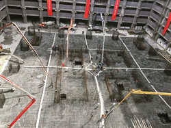 IIFC Tower Foundation, Middle East