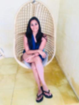 Shivani Bajaj yoga teacher chennai