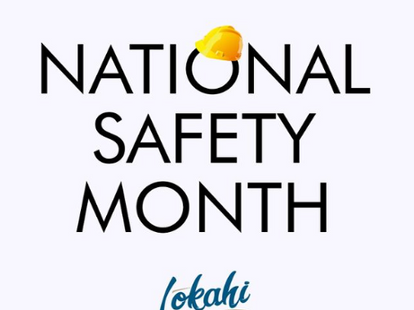 National Safety Month!🚧🚦📵