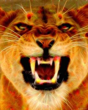 Sendout Neon- Lioness -16x20-2017.jpg