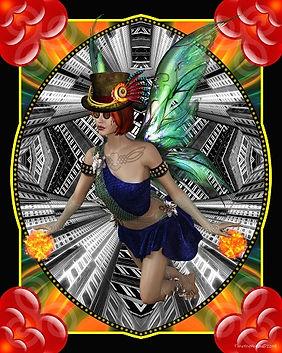 Sendout - Fairy Edie - 16 x 20 - 2019.jp