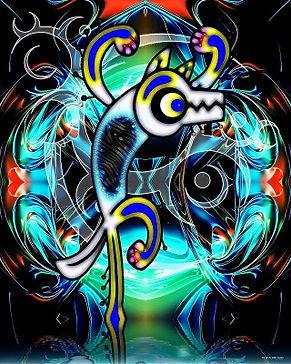 Canvas sendout - Wolf Dance 2 Clean  -2-