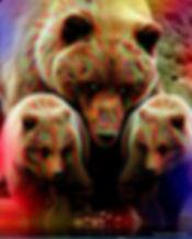 Timothy Mohan - That Look - Bear art