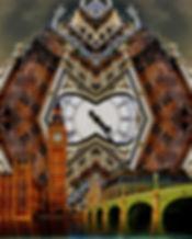 Big Ben art - Westminster Quarters - Tim Mohan