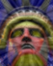 Statue of Liberty Enlightening the World - Art of Mohan