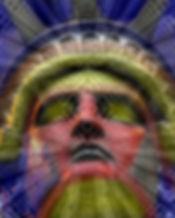 Statue of Liberty Enlightening the World - Art of Mohan