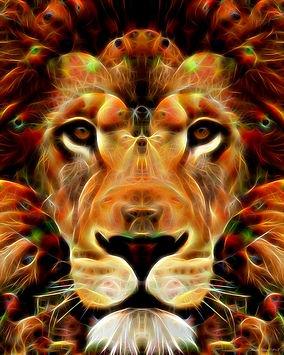sendout Neon- The Lion -16x20-2017.jpg