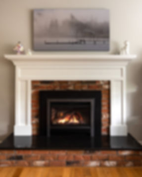 Fireplace and photo on canvas (1 of 1).j