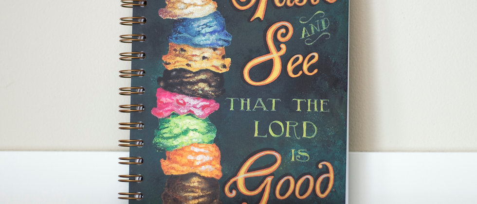 """Taste And See"" Journal"