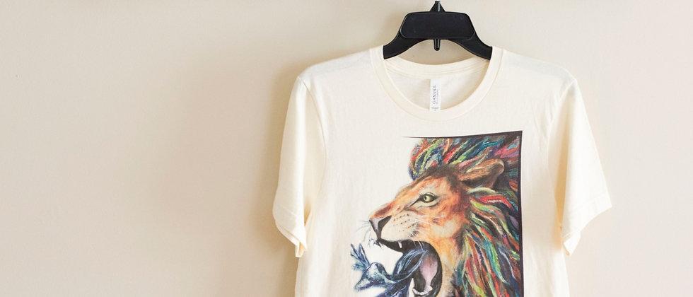 """My Defender"" T-Shirt (Natural)"
