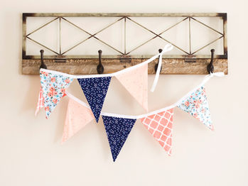 Coral_Navy_White Bunting Cropped