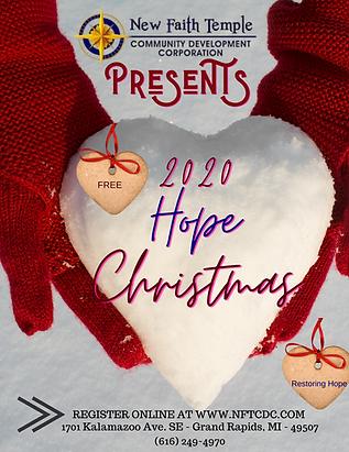 2020 Hope Christmas