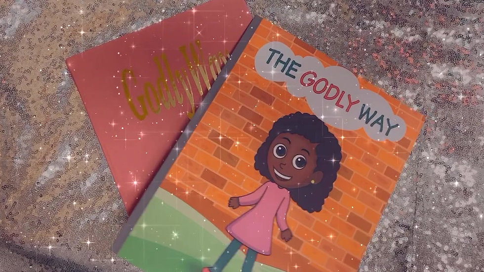 The Godly Way Bundle (Book with Journal)