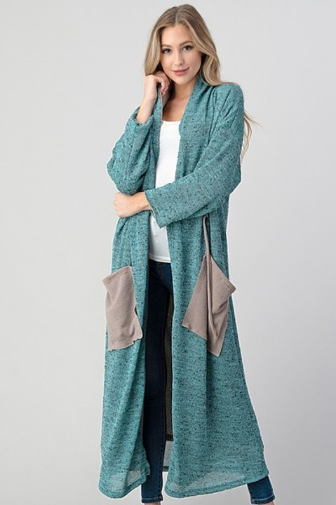 Sweata Weather Cardigan