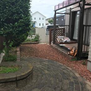 太田市ガーデンリフォーム 完成