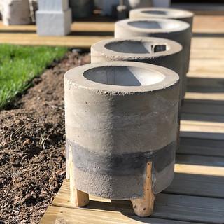 Concrete Garden Container